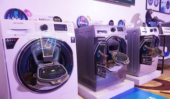 5 điểm cộng lớn của máy giặt cửa trước