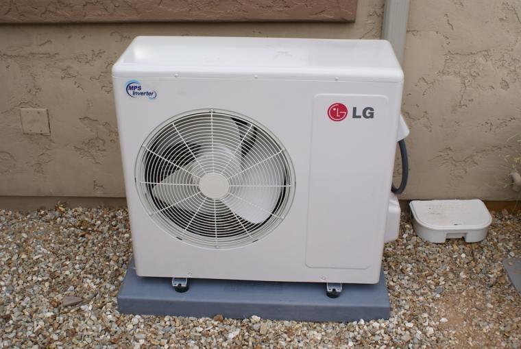 Vị trí tốt nhất để đặt dàn nóng của máy lạnh