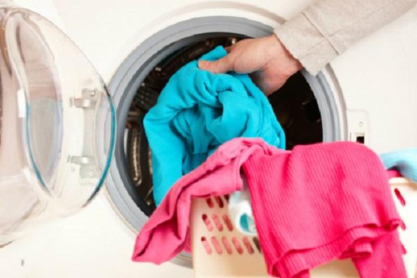 Không giặt quá tải