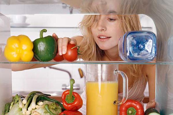 Không nên để thức ăn quá lâu trong tử lạnh
