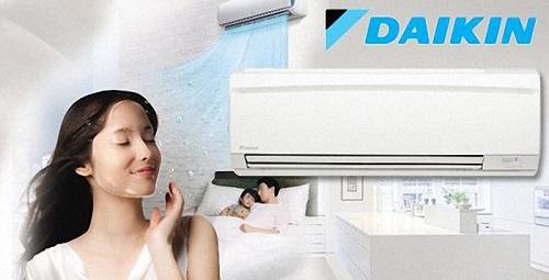 Máy lạnh Daikin được ưa thích nhất ở Việt Nam