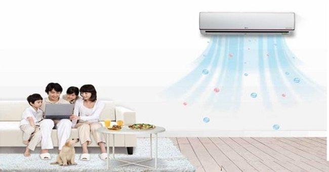 Lý do nguyên nhân máy lạnh thường được đặt trên cao