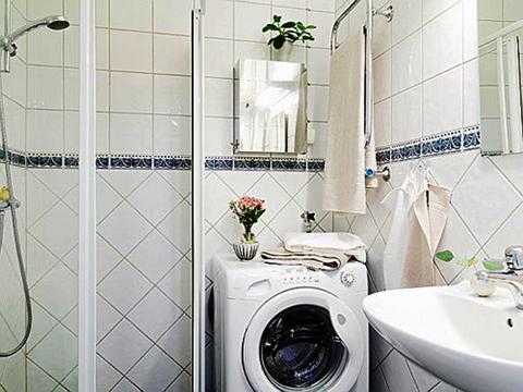Những vị trí đặt máy giặt hợp lý nhất cho gia đình bạn