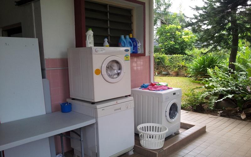 Những vị trí đặt máy giặt hợp lý nhất cho gia đình bạnNhững vị trí đặt máy giặt hợp lý nhất cho gia đình bạn