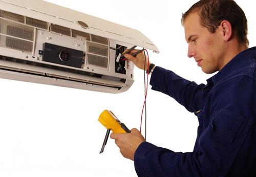 Nguyên nhân và cách khắc phục dàn lạnh của máy lạnh bị đóng tuyết