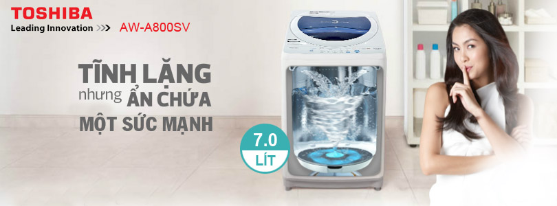 Máy giặt Toshiba và LG: Hãng nào tốt hơn?