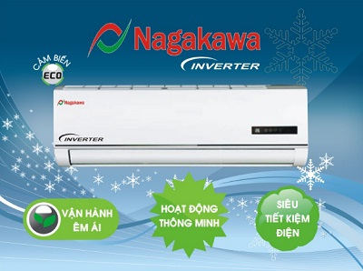 ưu điểm của máy lạnh nagakawa